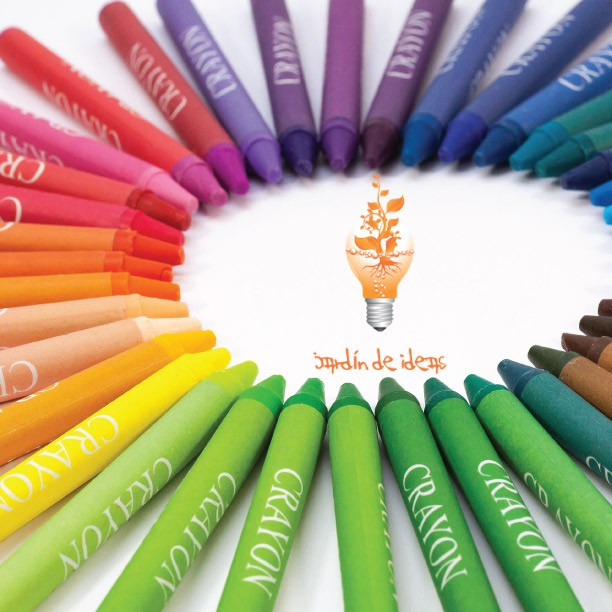 diseño web jardín de ideas