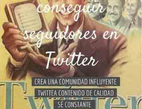 Twitter, como conseguir seguidores de calidad