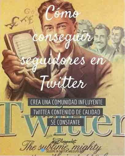 Aumentar seguidores en Twitter
