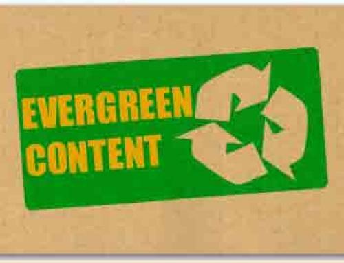 ¿Qué es Contenido Evergreen?