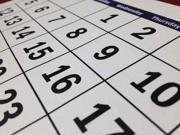calendario de contenido social media