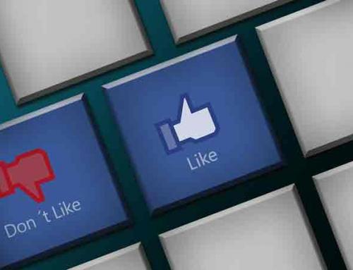 Me gusta de Facebook, crisis o cambio de hábitos
