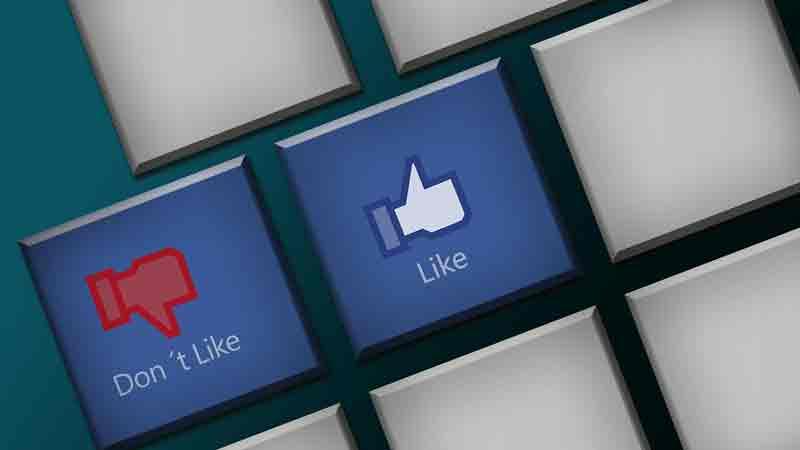 me gusta de facebook
