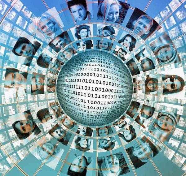 usuarios o clientes en la red