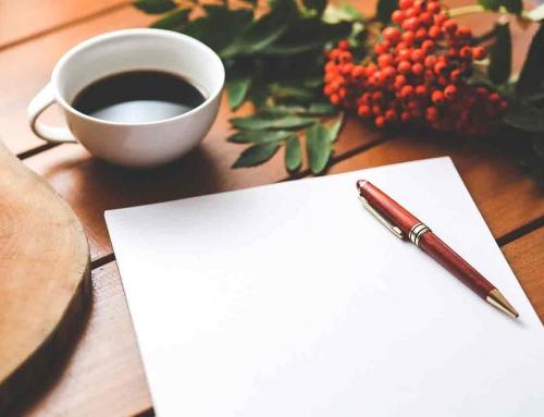 Escribir en el blog todos los días