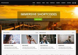 Las 10 mejores plantillas para diseñar una web con wordpress