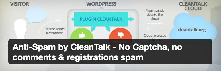 plugin anti spam para wordpress