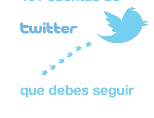 Cuentas de Twitter que debes seguir