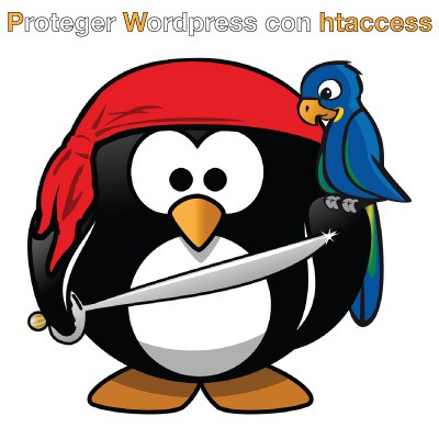 proteger wordpress con htaccess