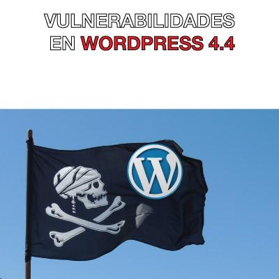 culnerabilidades en wordpress