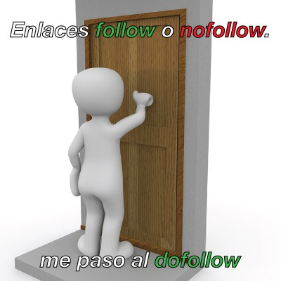 enlaces follow o nofollow