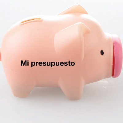 presupuesto para el plan de marketing