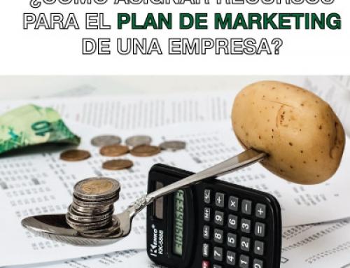 Presupuesto para el plan de marketing