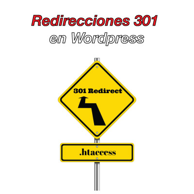 redirección 301 con htaccess