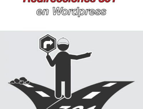 Redirección 301 en WordPress