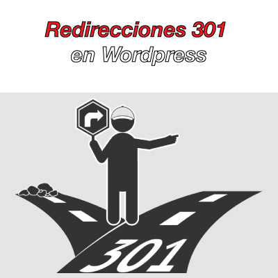 redirecciones 301 en wordpress