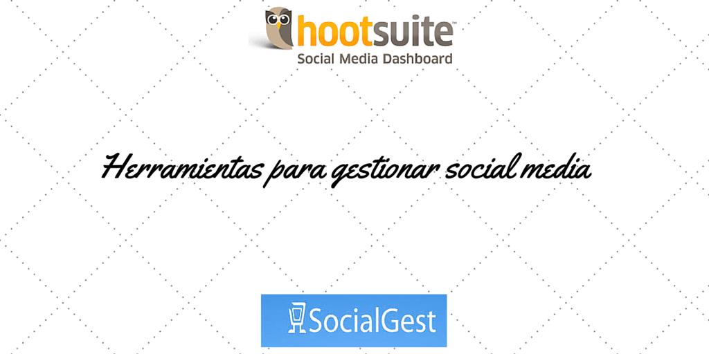 gestión de social media