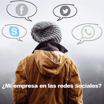las marcas en redes sociales