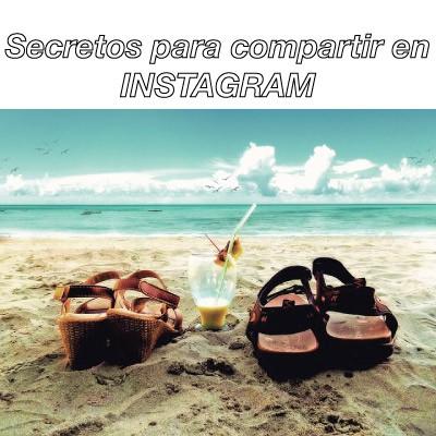 instagram compartir imagen