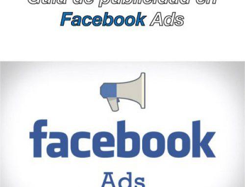 Guía de Facebook Ads