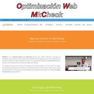 optimización web mkcheck sevilla