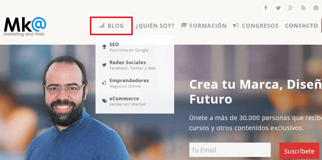 marketingandweb marca personal