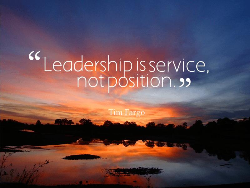 Frases de liderazgo en Pinterest