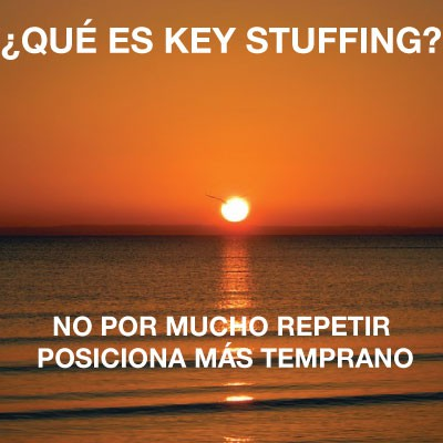 Key Stuffing