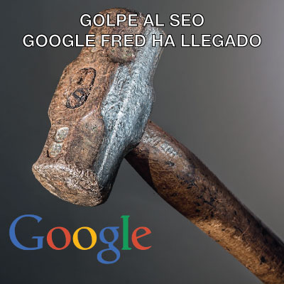 Google Fred, nuevo algoritmo