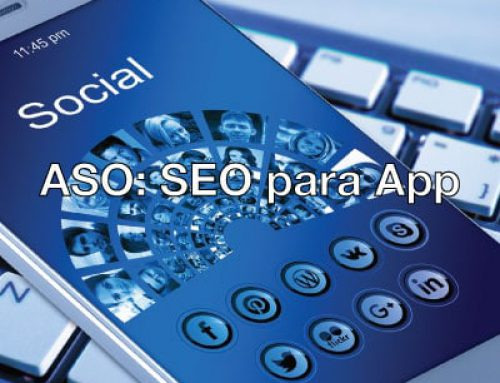 ASO el SEO para Aplicaciones móviles