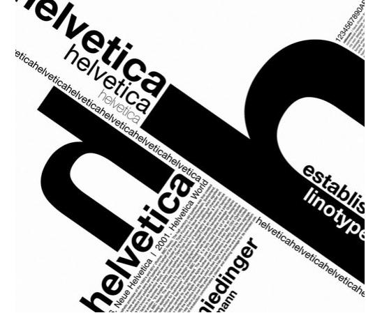 Fuente Helvetica