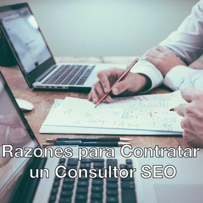 Razones para Contratar un Consultor SEO